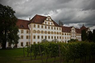 Reichsabtei Salem, Bodensee. Foto: Stephan Benz