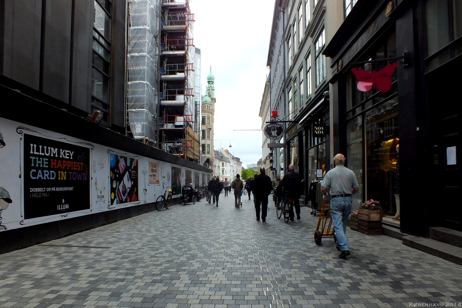 Købmagergade, København, Denmark