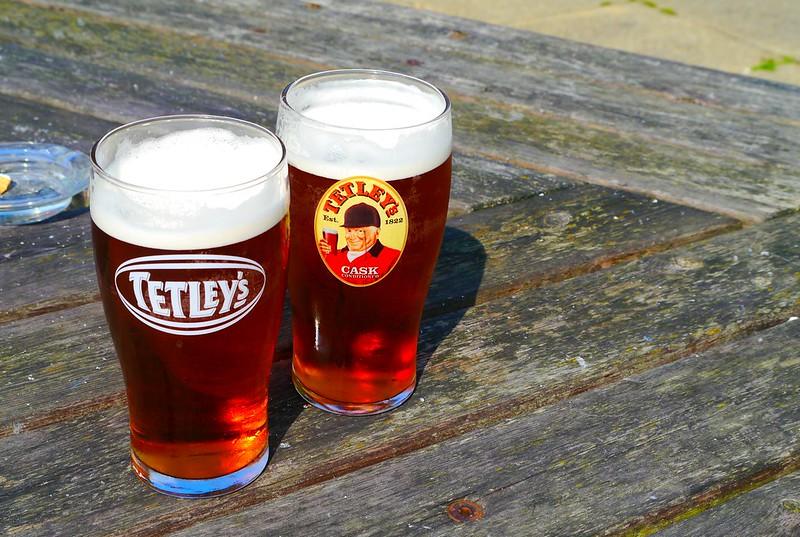Tetley's Ale