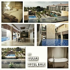 The #Mulia #Hotel #Bali.
