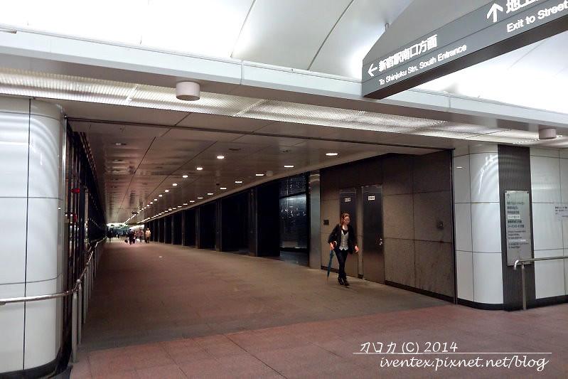 03日本東京新宿華盛頓酒店