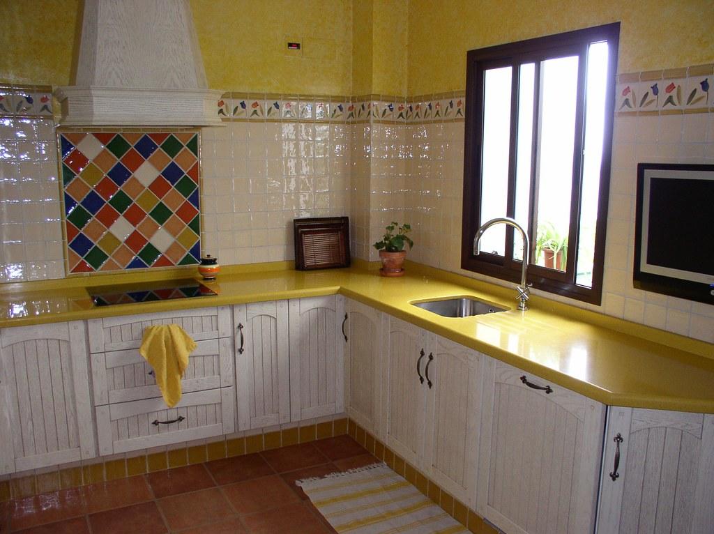 Mesa De Cocina Mod Albacete Extensible Furnet - Muebles De Cocina ...