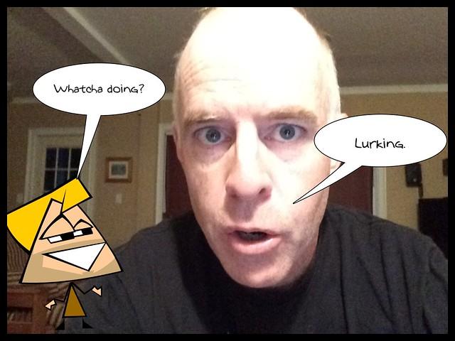 Lurker #ccourses