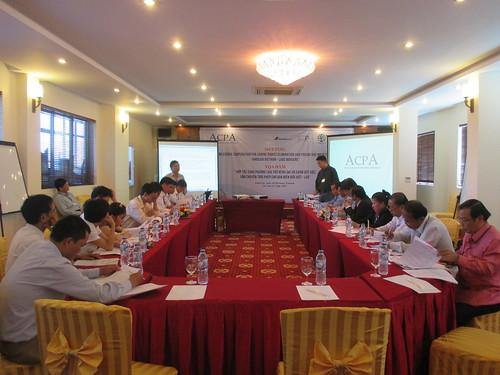 ACPA meeting