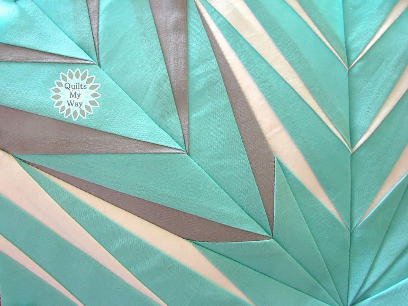 New Quilt Pattern- the beginning
