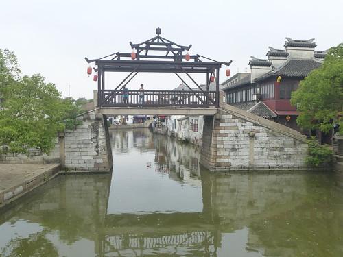 Jiangsu-Tongli-Canaux (2)