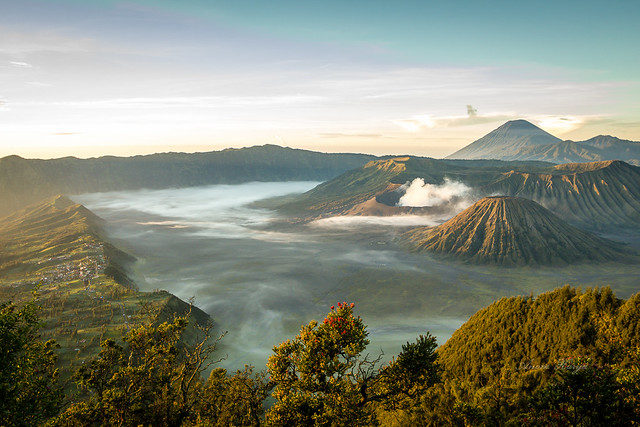 Incredible Bromo