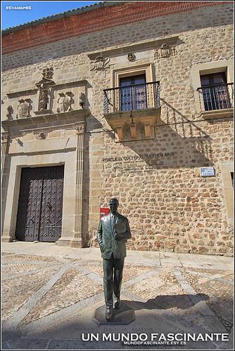 Plaza De La Catedral, Plasencia