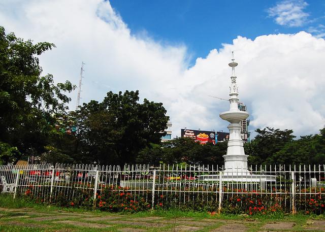 Fuente Osmena fountain