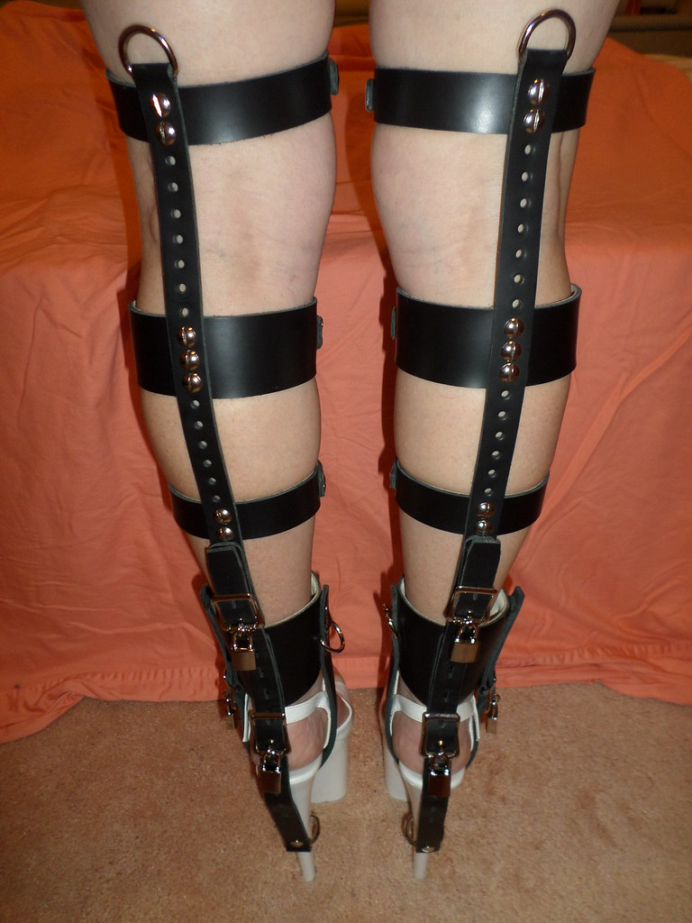 Confirm. Bdsm shoe lock chains