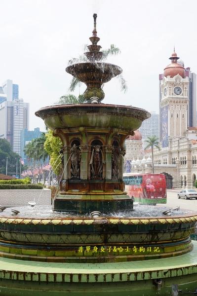 吉隆坡56維多利亞女王噴泉