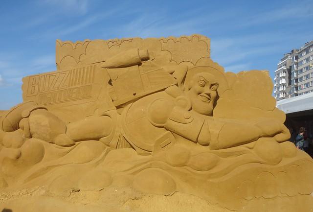 Sculpures sur sable Disney - News Touquet p.1 ! 14956583662_28262d5b07_z