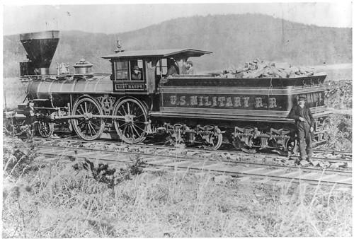 General Haupt train
