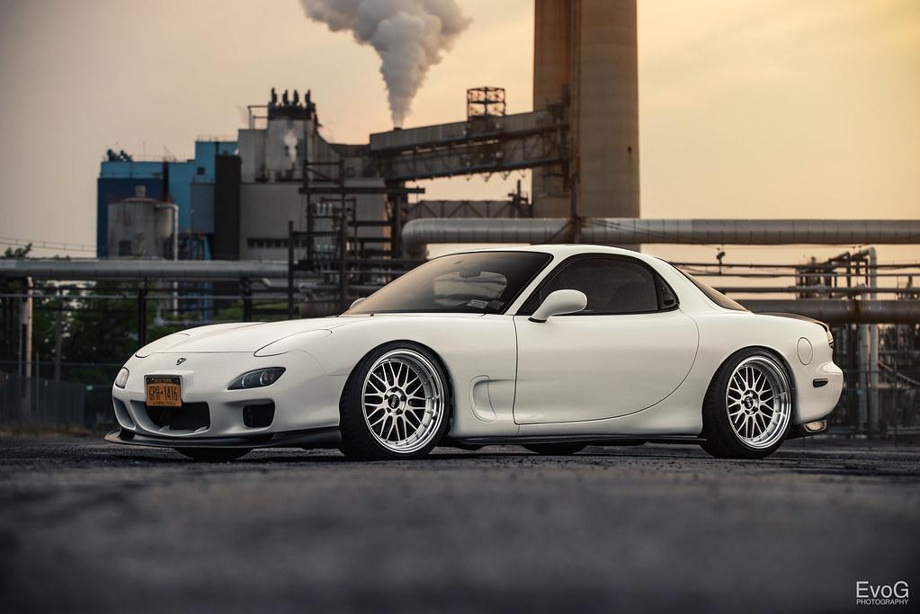 Mazda Rx-7 W/ LS1 Swap