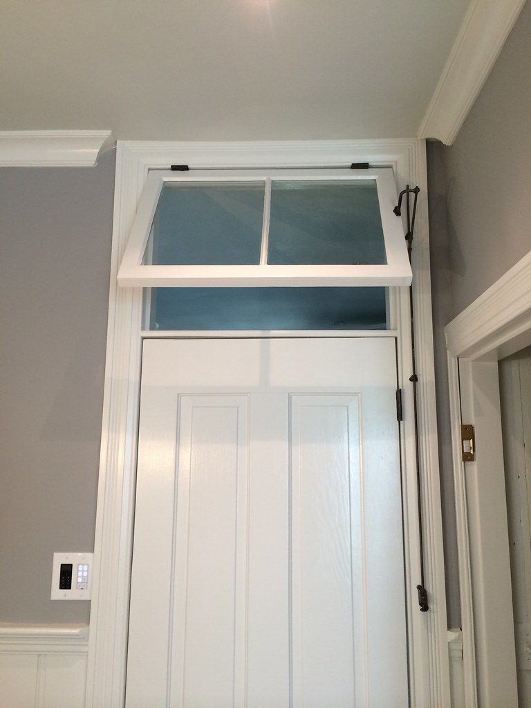 But one of the most significant challenges weu0027ve faced in our home is the seemingly simple task of making an old salvaged door work in a jamb for which it ... & How To Install a Salvaged Door with Antique Hinges - Old Town Home pezcame.com