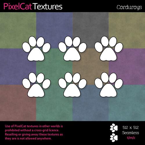 PixelCat Textures - Corduroys