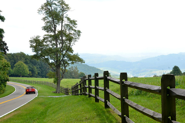 Virginia States Parks State Park Scenic Road