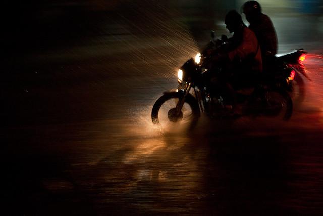 Heavy rains tear Chennai apart!!!