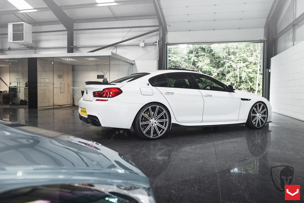 bmw 6 series gran coupe vossen cv4 22 audiworld forums. Black Bedroom Furniture Sets. Home Design Ideas