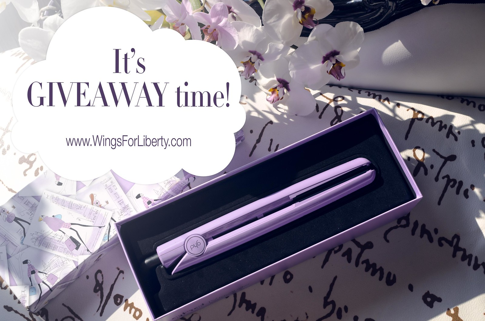 Very GHD Styler Giveaway