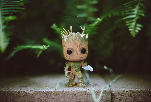 I Am Groot [Explored]