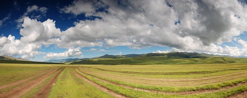 nature landscape pano panoramic kazakhstan plato kz asy
