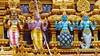 Narasimha, Varaha, Kurma and Matsya,Vallipuram Vishnu Kovil, Jaffna peninsula
