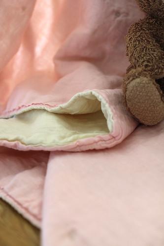 Linen Quilt