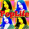 Pop life... Everyone needs a thrill... Pop life... We all got a place to fill... #popart #mylipsarentpurpleanymorenowtheyrered #polkadots #lucyintheloo #aftertherapy #ilovefx #specialfx