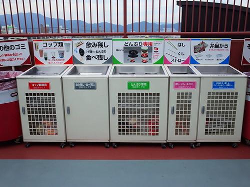 分類回收垃圾桶