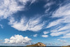 Cirrus Clouds above Rabbit Island