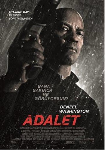Adalet - The Equalizer (2014)