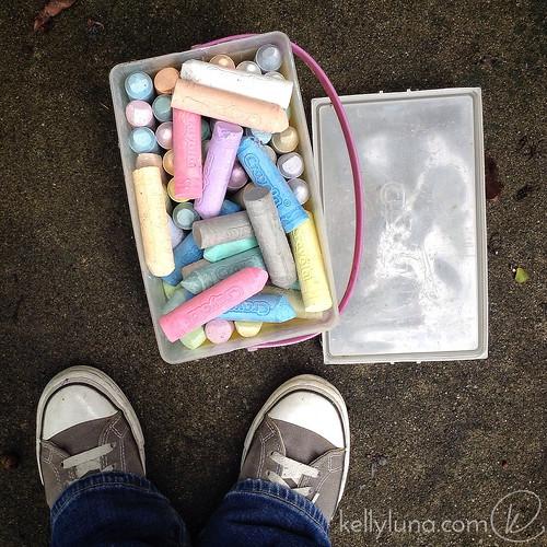 chalk-feet