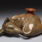 Dog Effigy Vessel (Walters)