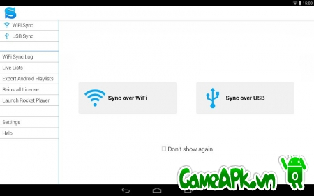 iSyncr for iTunes to Android v5.7.0.4 APK