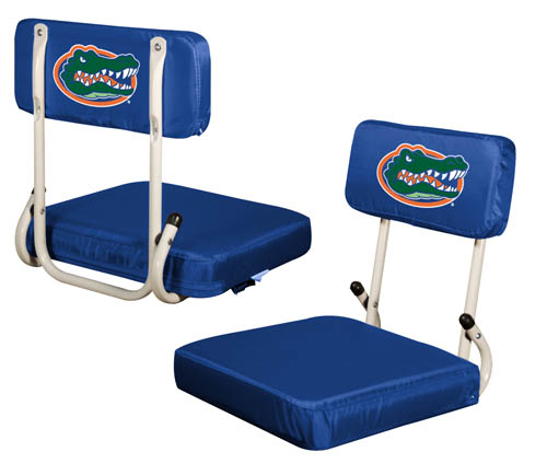 Florida Gators Hard Back Stadium Seat