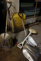 Beautiful Industry- Well Worn Shovels