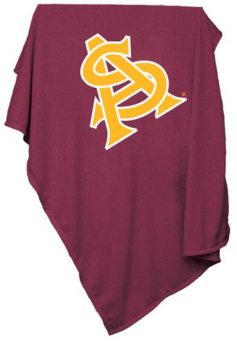 Arizona State Sun Devils NCAA Sweatshirt Blanket