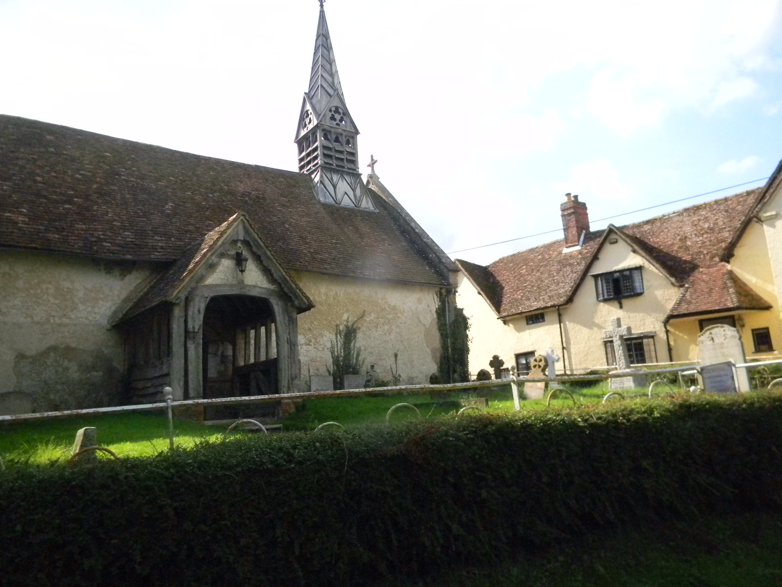 Church, Aston Tirrold Cholsey to Goring