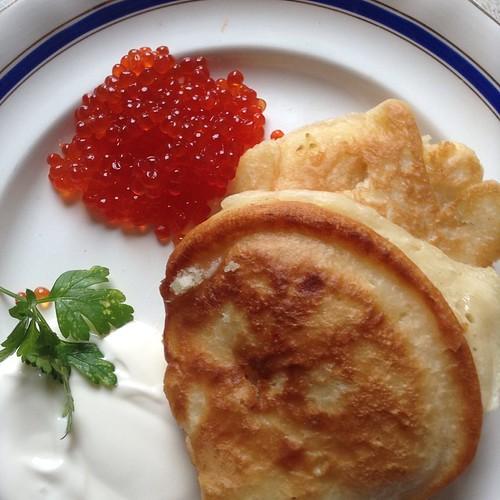 Главное в День Рождения - хорошо позавтракать! #нездороваяпища