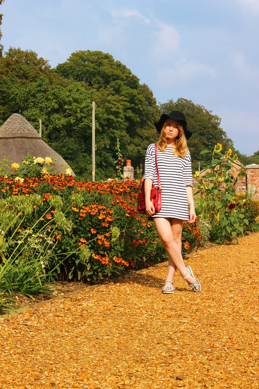 2stripesoutfit, photo, topshop, stripes, summer, fashion