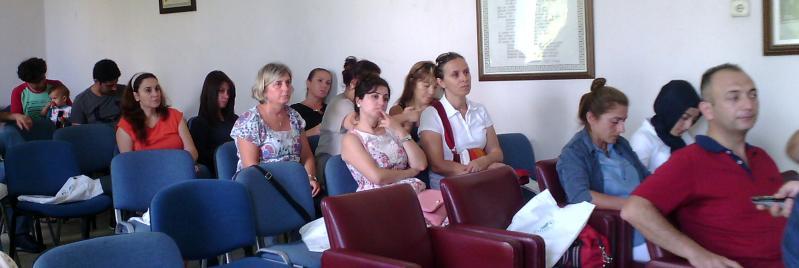 Öğretmenler okul öncesi madde kullanımına karşı bilgilendirildi 2
