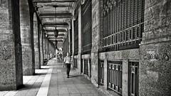 Sidewalks of Buenos Aires