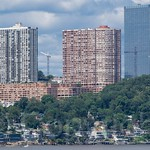 River Ridge, The Palisades and The Modern on the Hudson River, Fort Lee, New Jersey