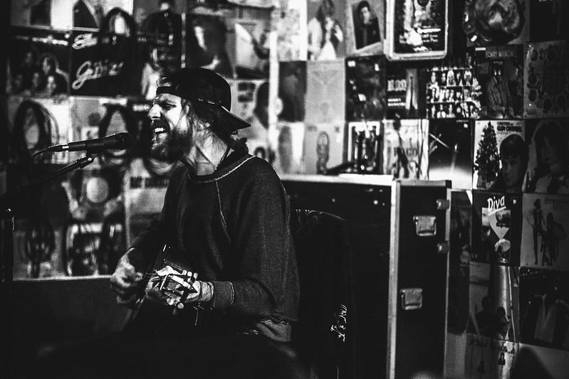 Jonathan Wilson @ O'Leaver's | 9.9.14