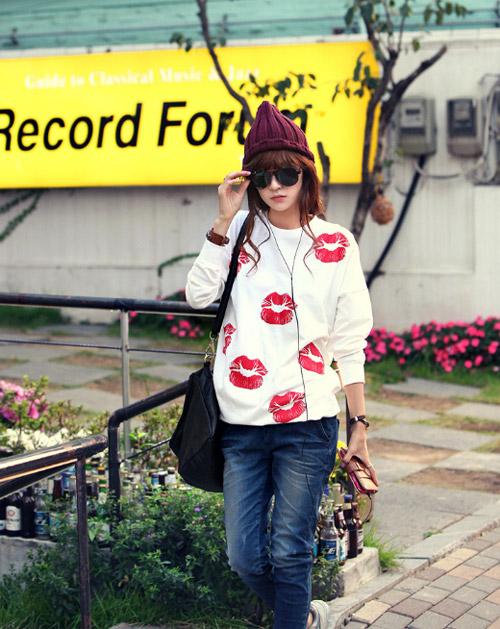 Mix đồ thời trang Thu Đông 2014 CỰC ấn tượng 9