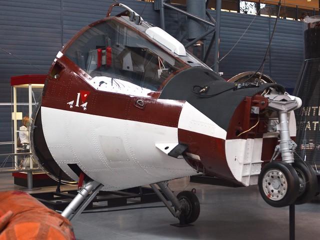 Gemini Paraglider Test Vehicle