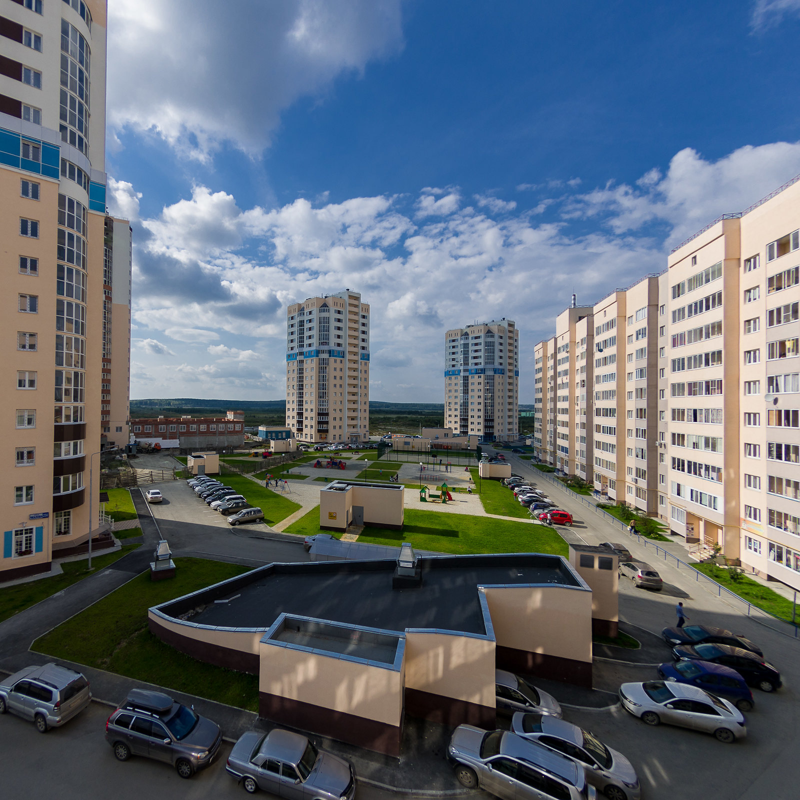 Екатеринбург, Европейский