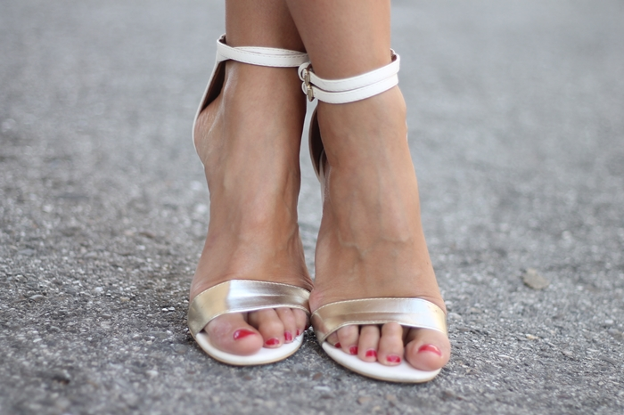 sandalias tiras tobillo