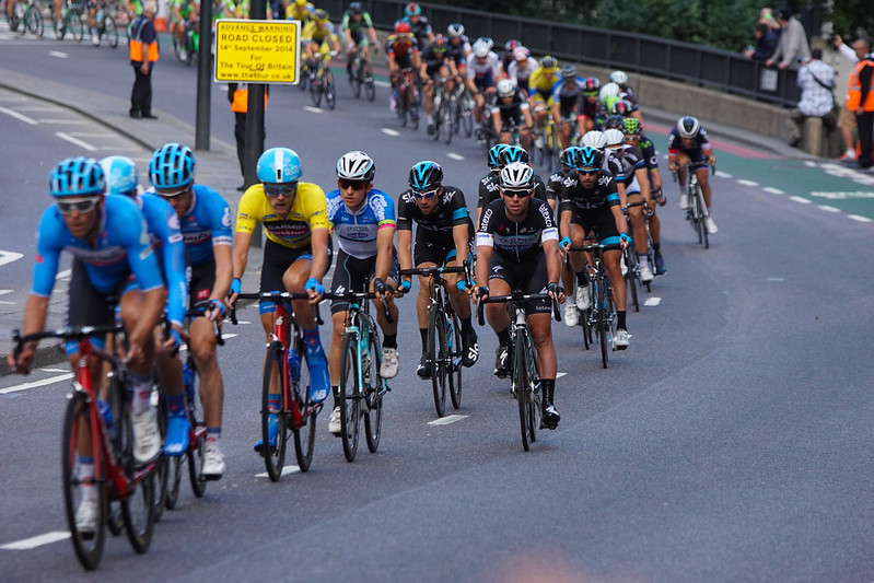 Tour of Britain 2014 - Stage 8 - London-75